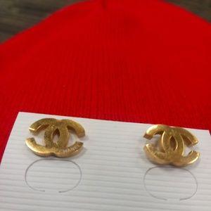 Gold Vintage Earrings